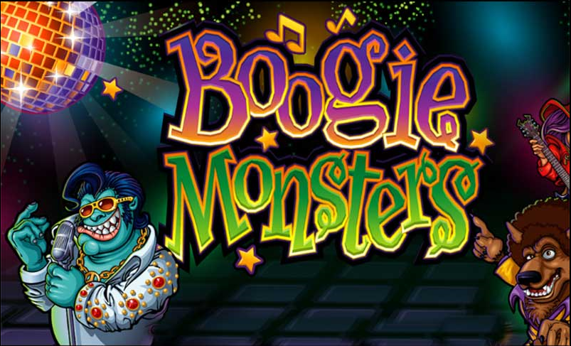 Dance With Boogie Monsters and Win Prizes